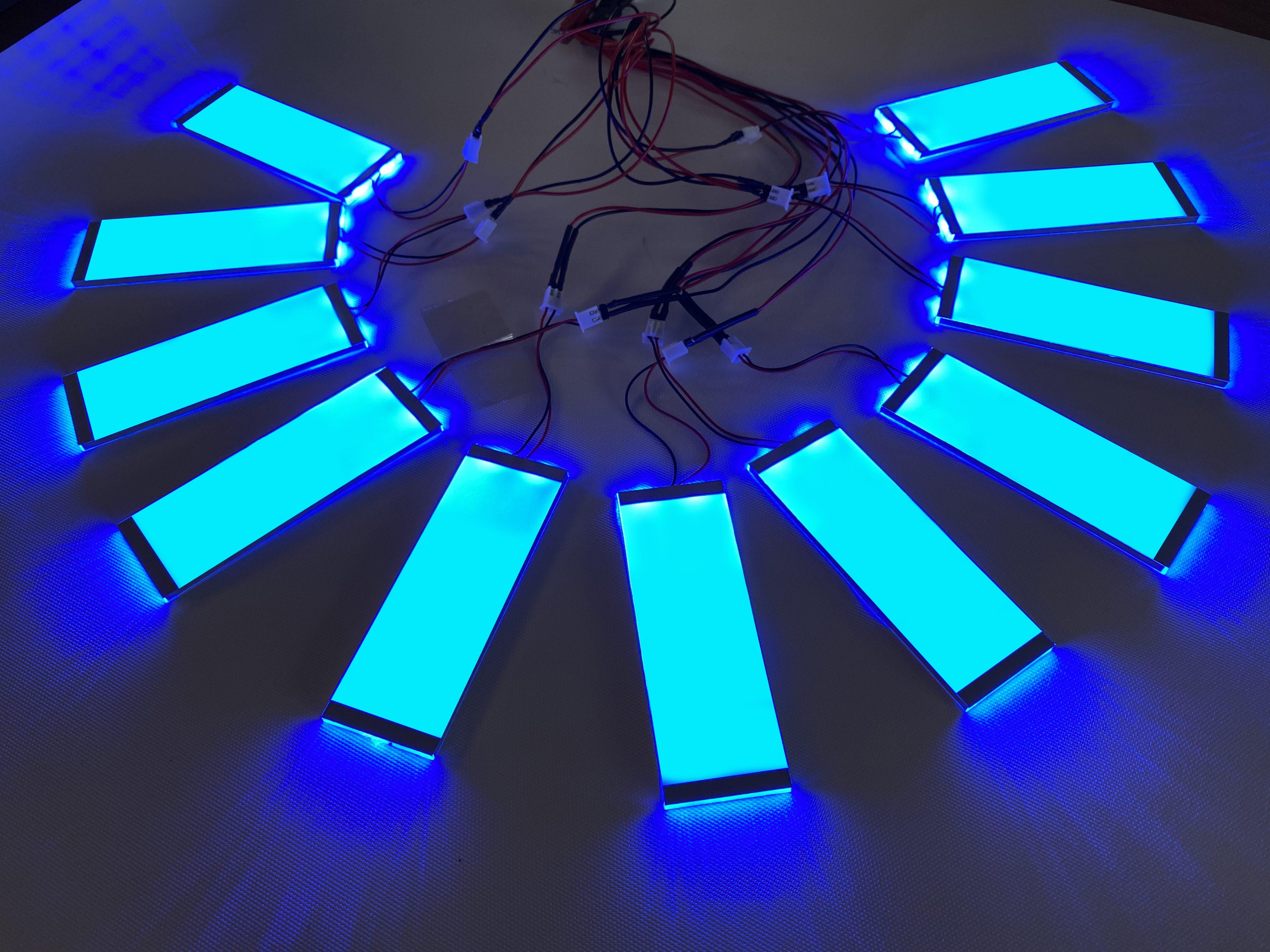 Backlighting - Light Tiles