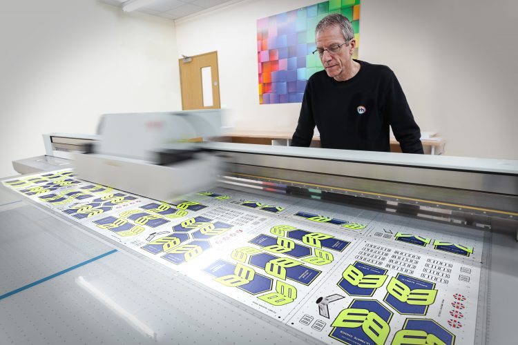Digital Large format Printing. In-House Engineering and Design support